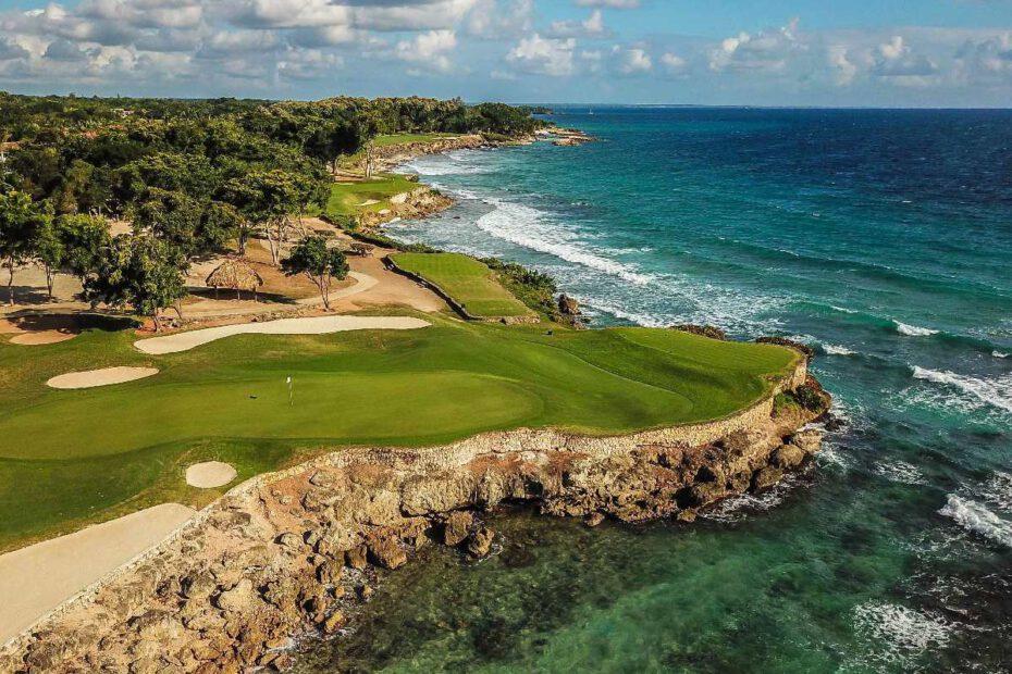 golf courses dominican republic