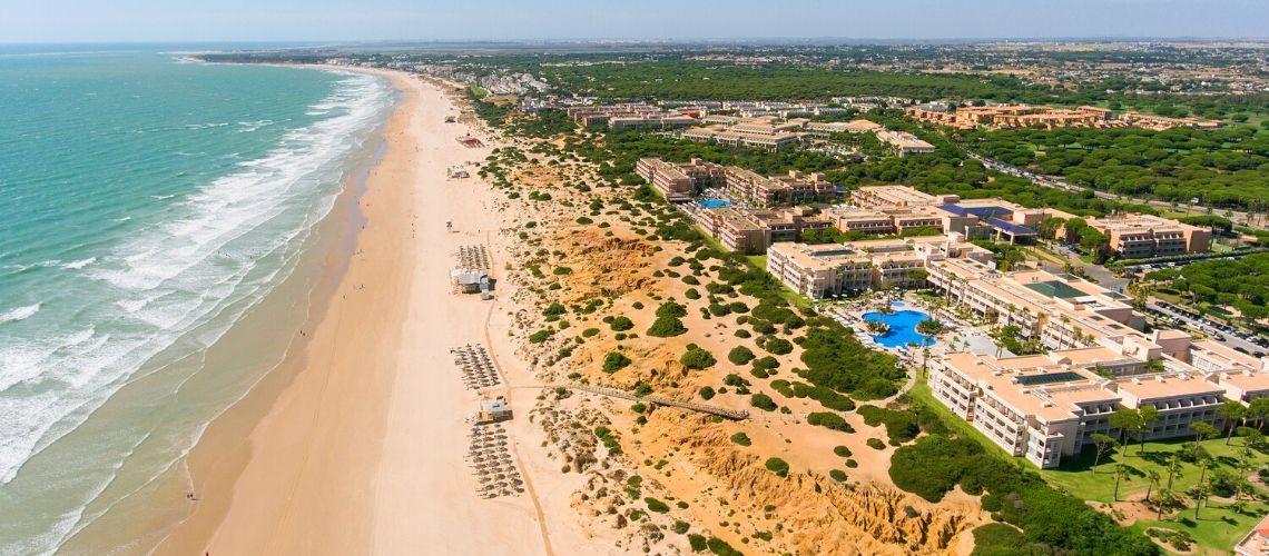 el mejor campo de golf en Cadiz