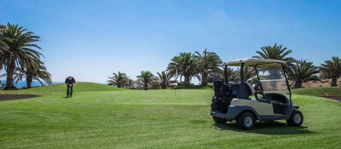 viaje de golf