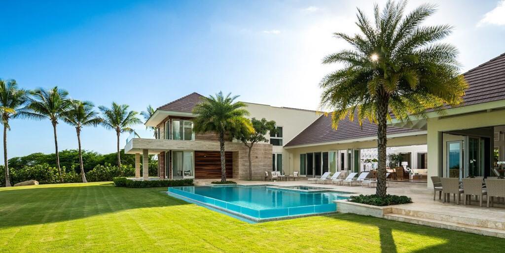 villas en casa de campo