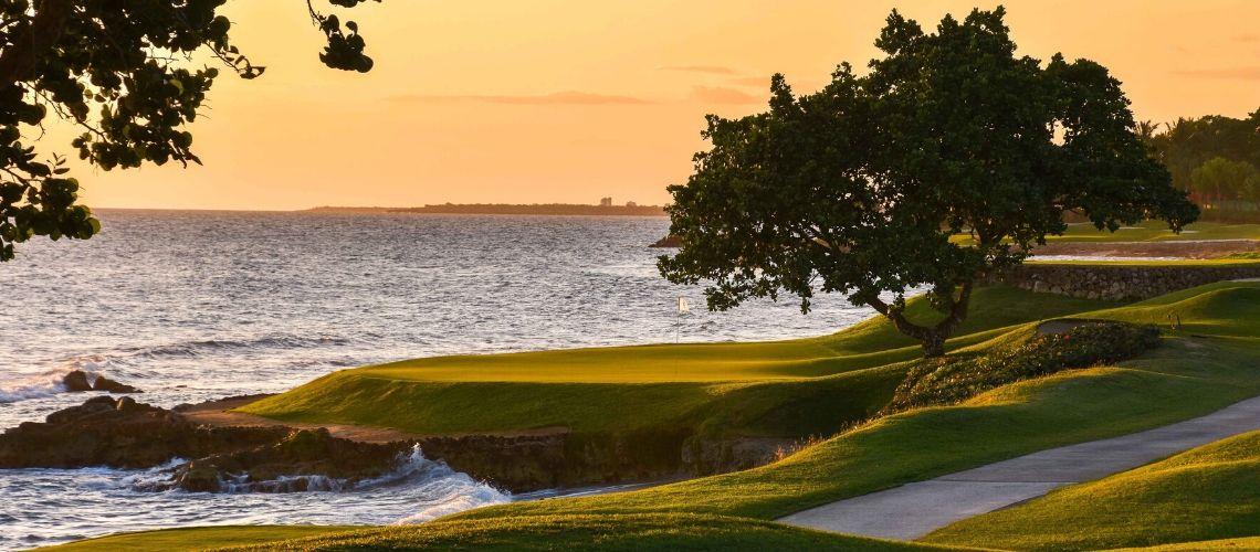golf casa de campo resort republica dominicana